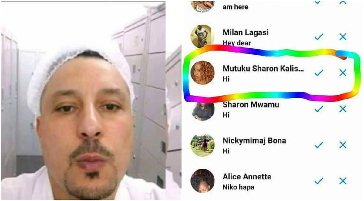 Sofia of Machachari among married women who expressed interest in fake mzungu man on Facebook