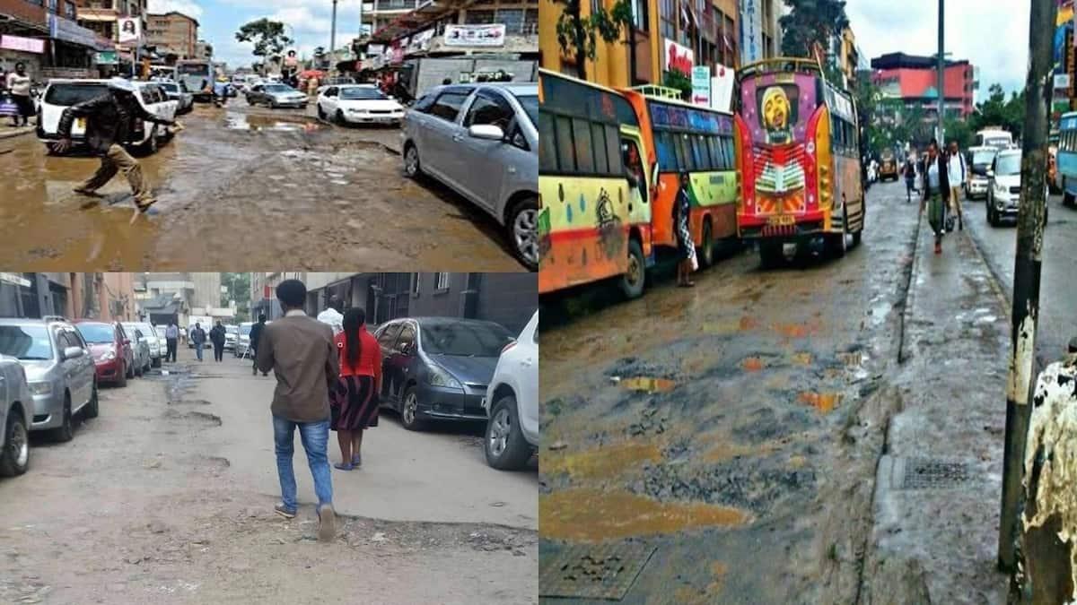 Serikali kuu kukarabati barabara za Nairobi baada ya malalamiko ya wakazi