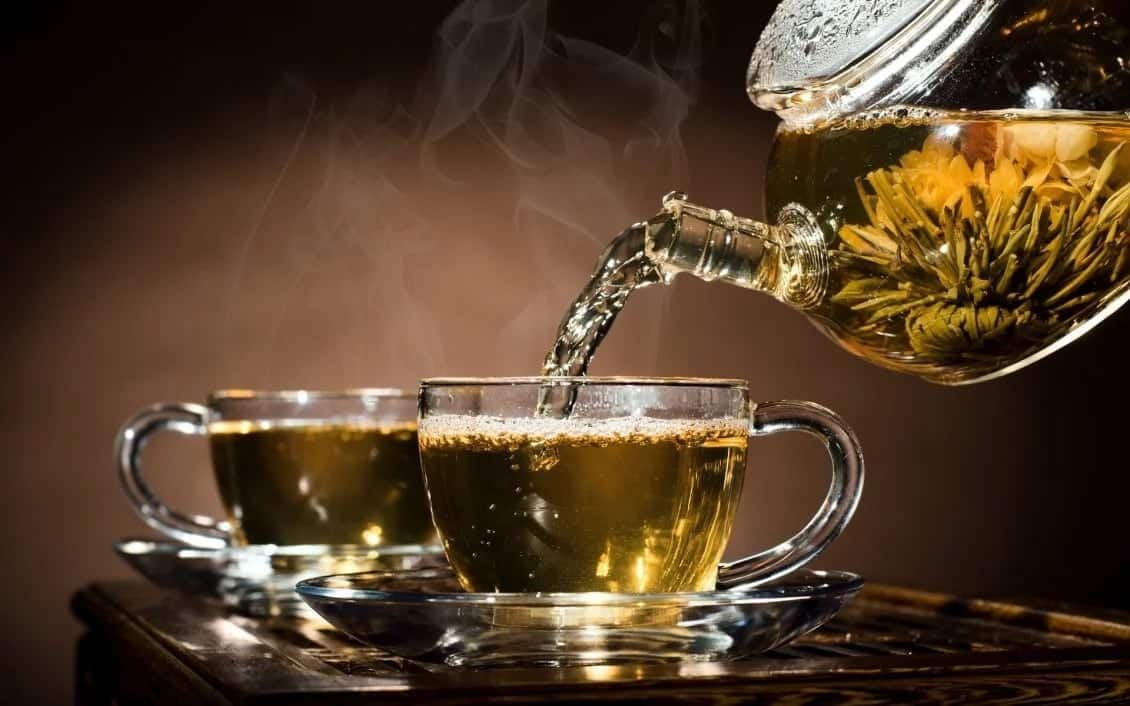 how to make green tea at home green tea recipe easy way to make green tea best way to make green tea homemade green tea