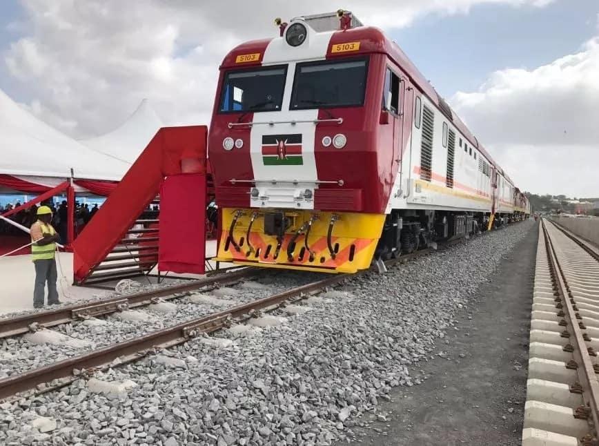 SGR online booking Kenya ▷ Tuko co ke