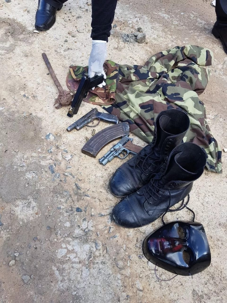 Nairobi's deadly three-gang robbers gunned down, a month after they killed a police officer