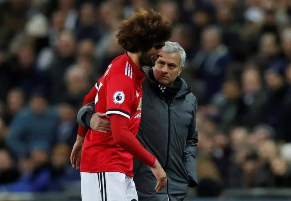 Manchester United midfielder Marouane Fellaini reportedly signs deal with Besiktas