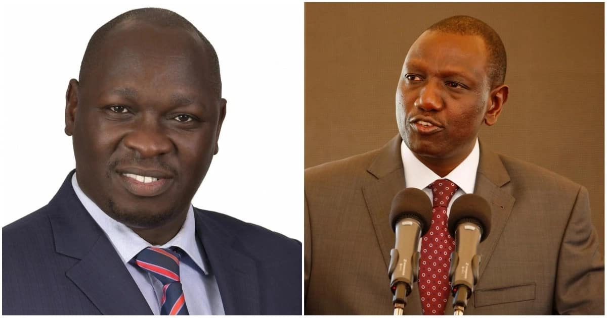 Ruto's 2022 presidential ambition hanging due to disagreements among Rift valley politicians - Joshua Kutuny