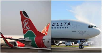 Cash-strapped Kenya Airways pens news deal with Delta Airways as it struggles to remain afloat