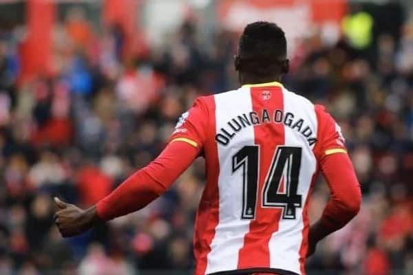 Harambee Stars striker nets a hat-trick for Spanish side Girona to become the first Kenyan ever to score in La Liga