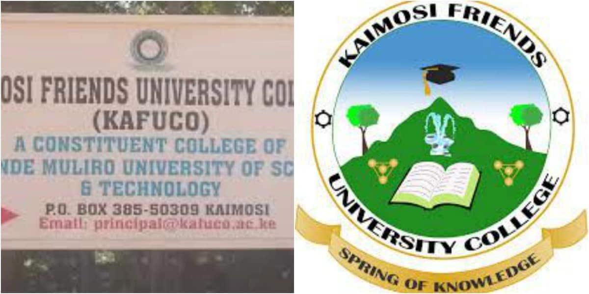Kaimosi friends university college Kaimosi friends university college admission letters Friends university college kaimosi