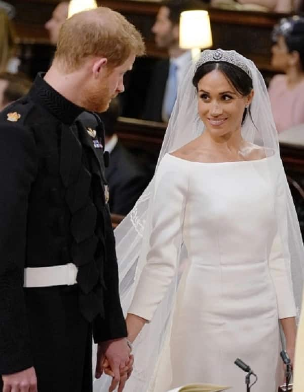 The most stunning 12 photos from Princess Meghan and Prince Harry's wedding
