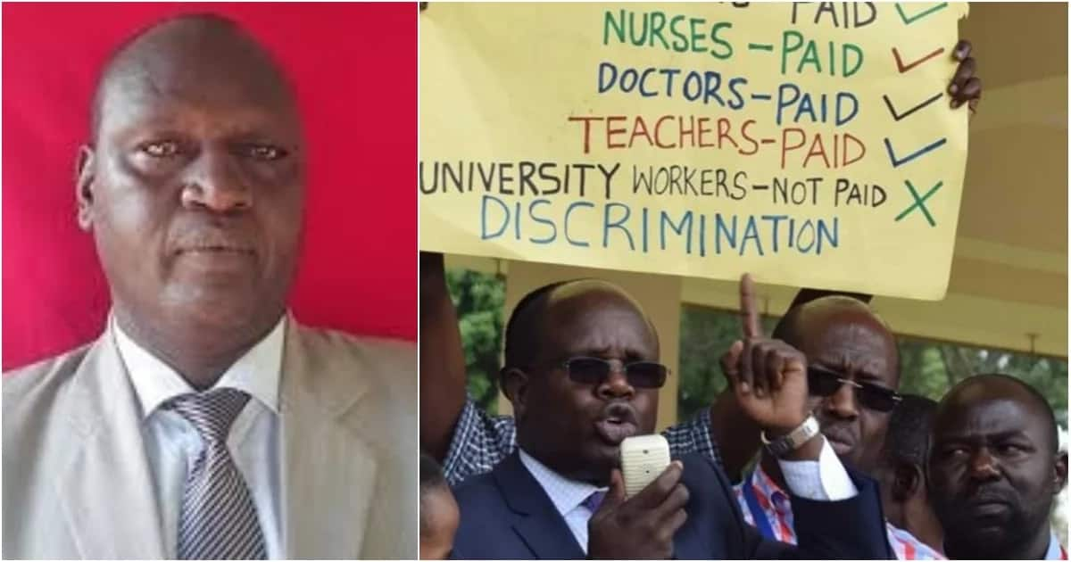 No salary for striking lecturers - Moi University's new VC cracks the whip