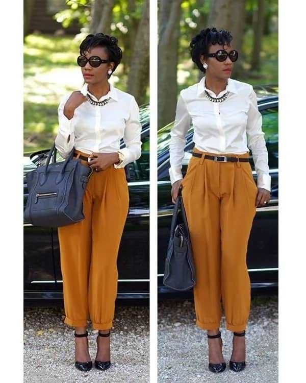 Tips: 20 decent Church outfits that Kenyan ladies should have
