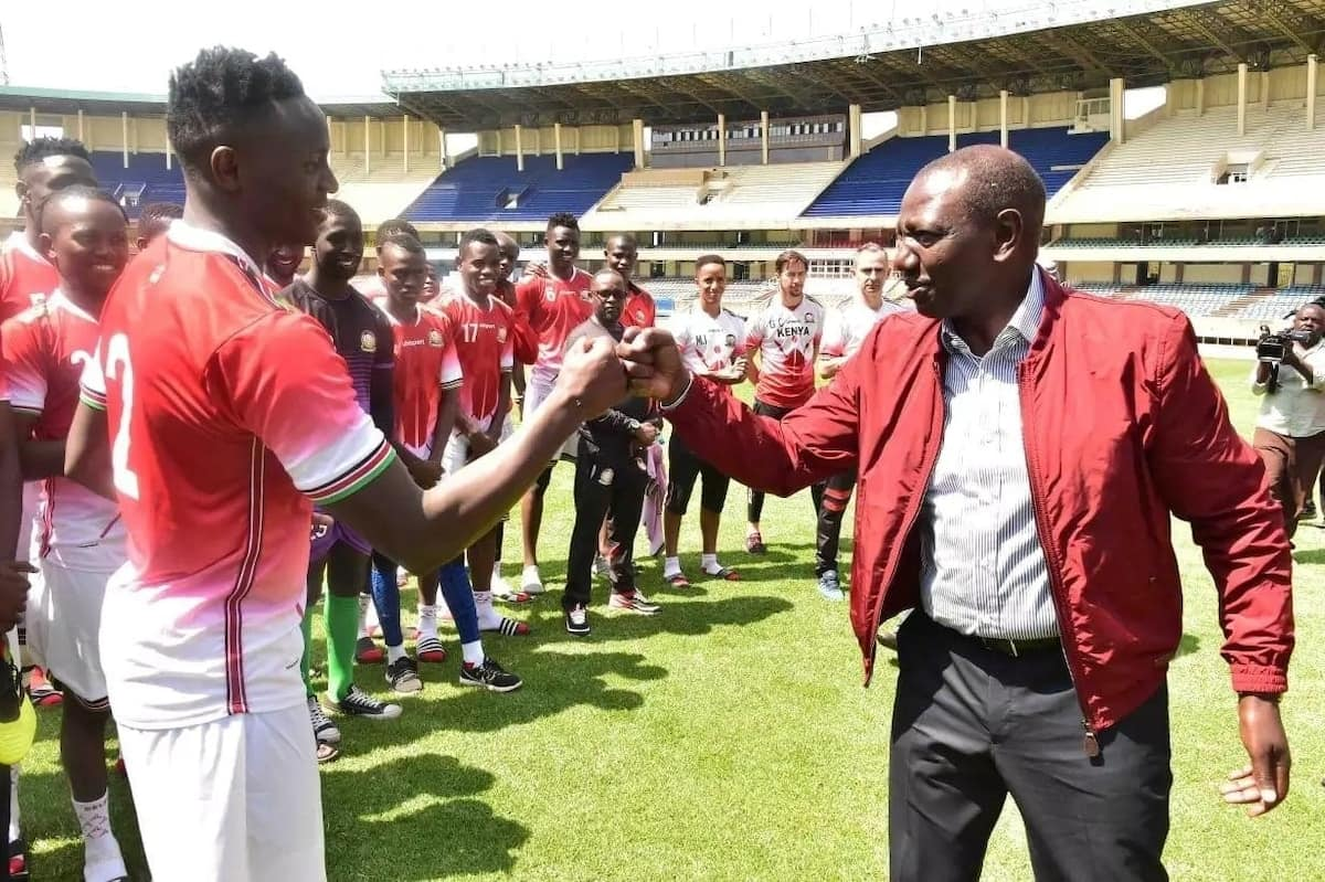 Kenyan's taunt DP Ruto to ensure Harambee Stars get paid KSh 50 million for making AFCON