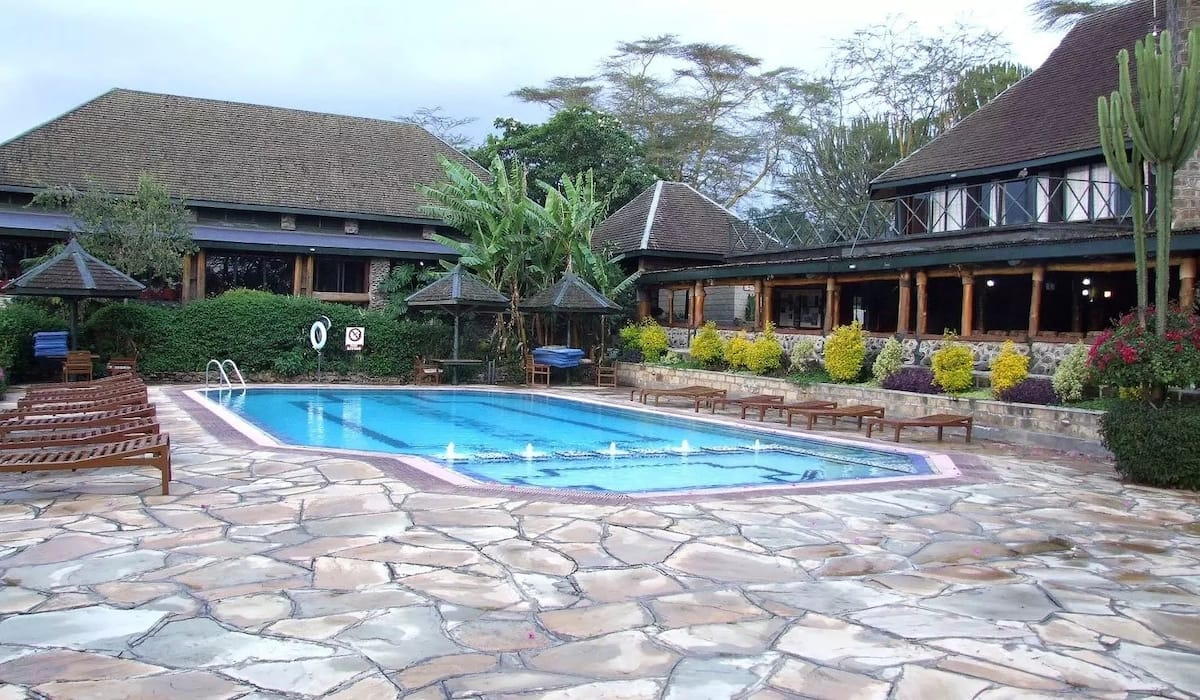 Top 7 Best Hotels in Nakuru - Lake Nakuru Lodge; the Lakefront Hotel