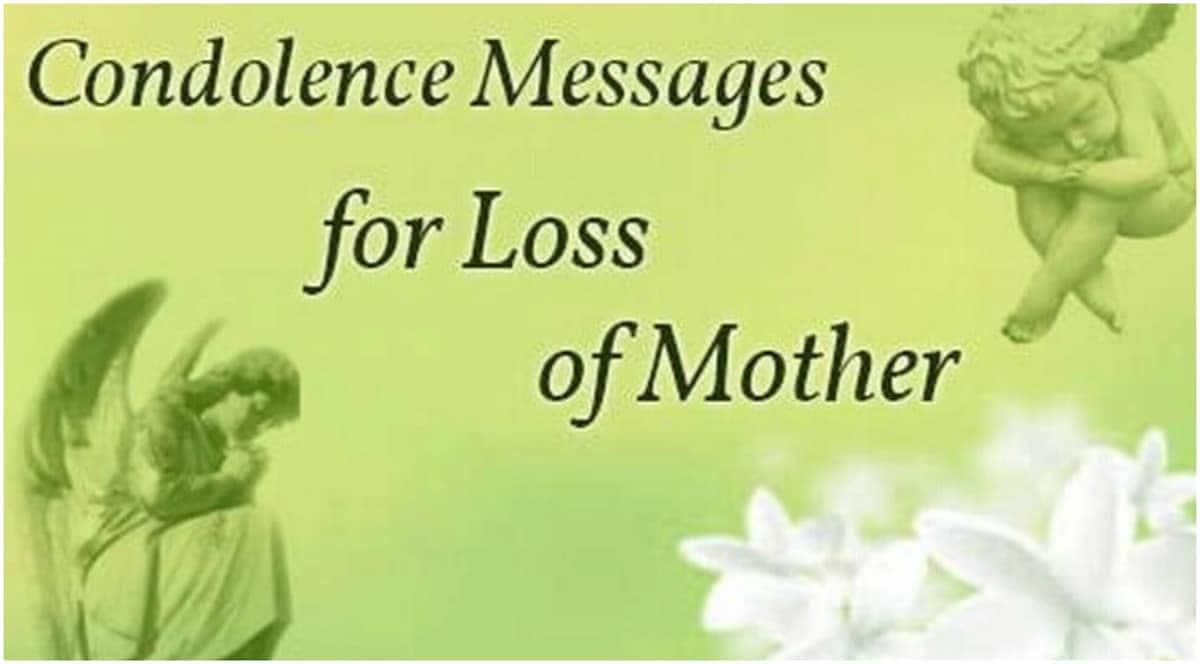 Condolence messages for loss of mother or father Deepest condolence messages Condolence messages for your dad Condolence messages for mom