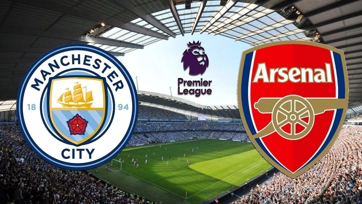 Arsenal vs Man City predicted score