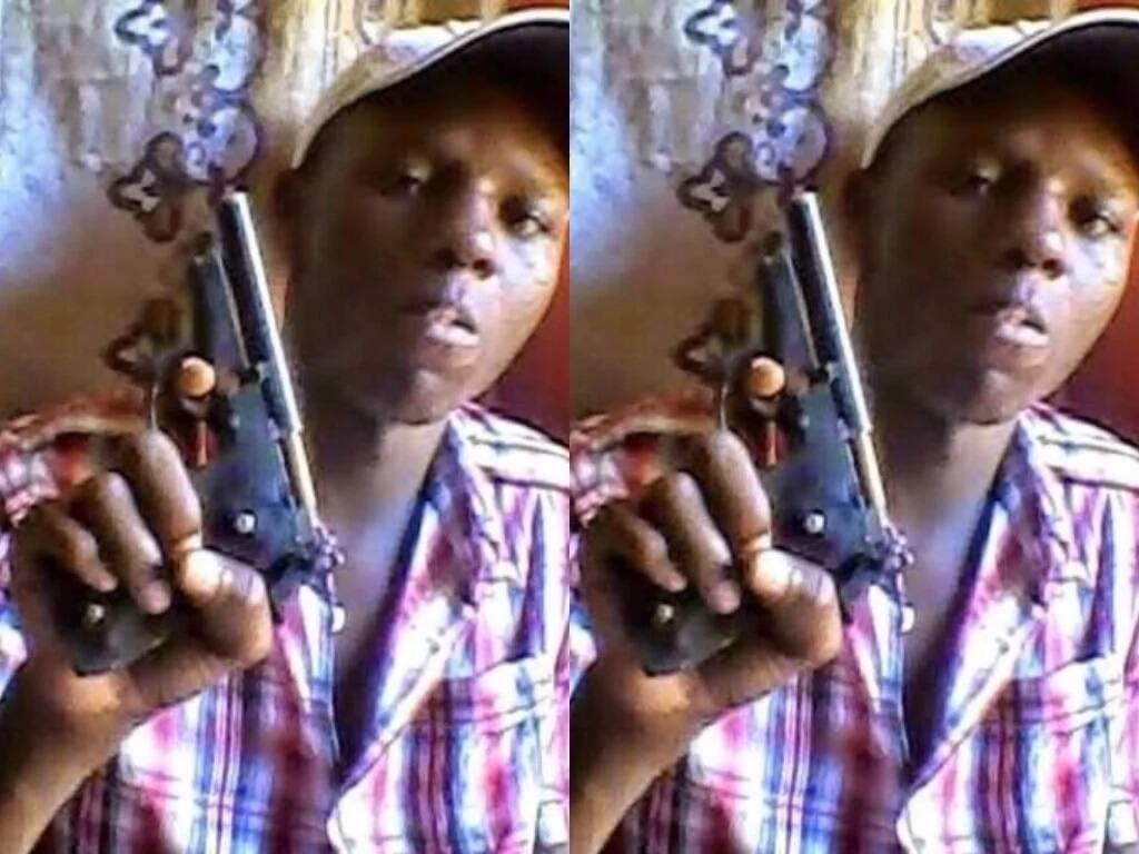 Gaza gang member