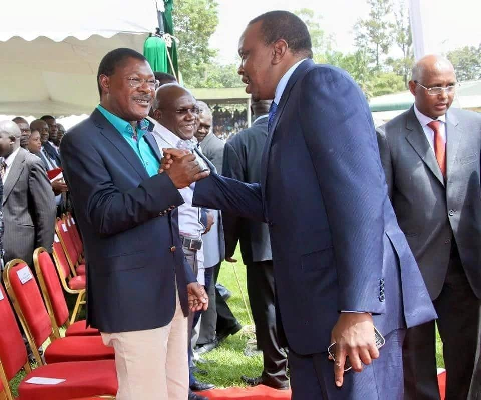 Aden Duale claims Wetangula's Ford Kenya is a Bukusu party