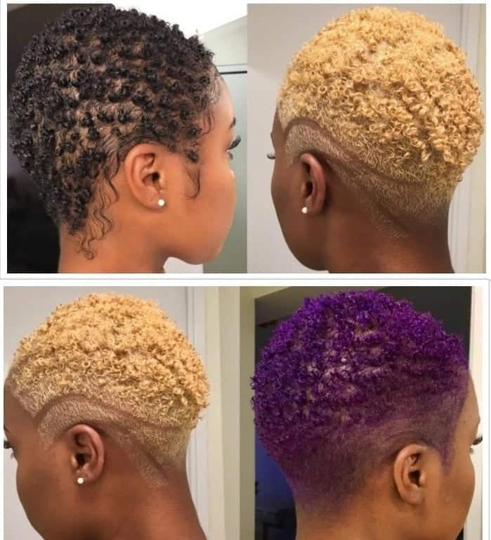 Best Short Hairstyles For Black Women Tuko Co Ke