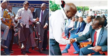 Khalwale's insults to Ruto return to haunt him after changing tone to support the DP