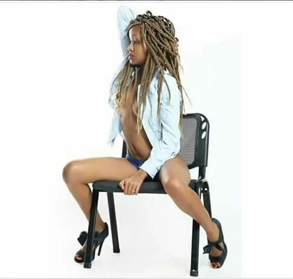 Why do Kenyans glorify women who leak nude pics online?