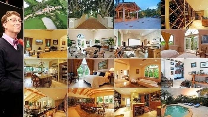 Bill Gates House Cost And Pictures Tukocoke