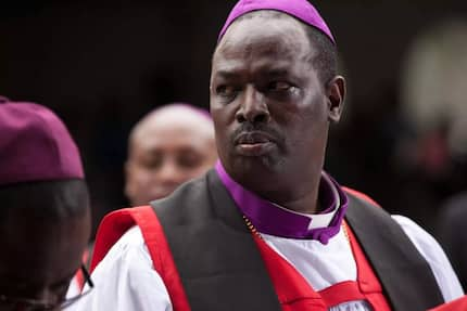 Anglican priests associated with homosexuality will be sacked - Ole Sapit