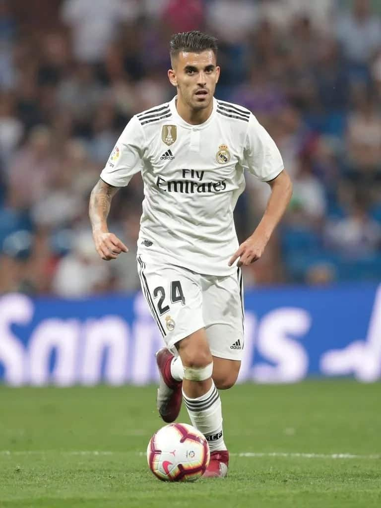 Real Madrid midfielder Dani Ceballos says Los Blancos is fine without Cristiano Ronaldo