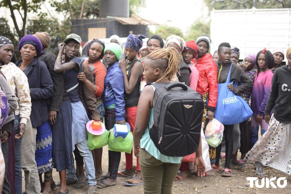 Kibera slum girls forced into sex for sanitary pads - UN report