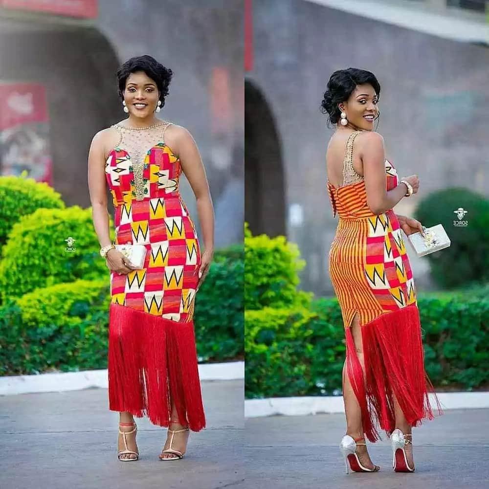 African Fashion Trendy Ankara Dresses And Ankara Styles 2020