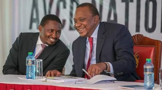 Uhuru's brother did not import even a single grain of sugar - CS Mwangi Kiunjuri