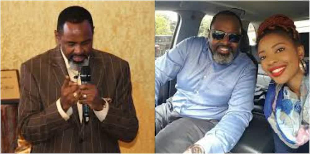 Photos of Popular gospel singer Kambua's rarely seen 'ancestor' husband