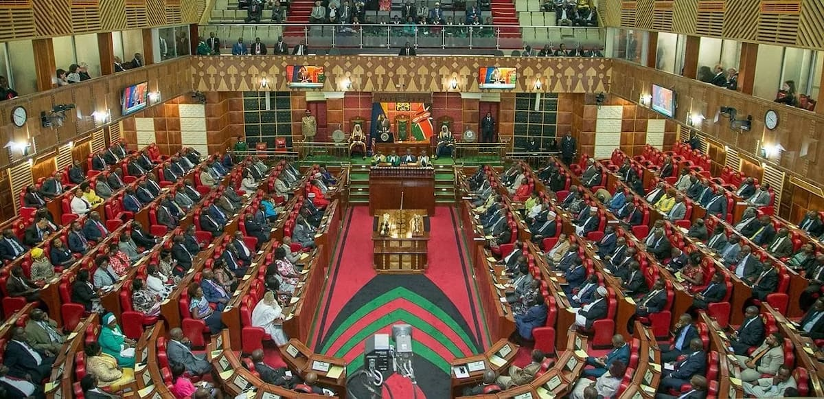 Parliament adjourned after NASA MPs paralysed operations