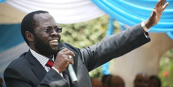 Anyang Nyongo responds to death rumors