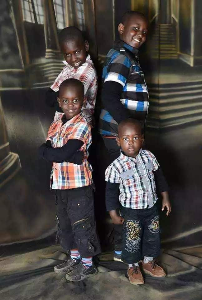 Nairobi family in agony after mentally ill relative disappears with these 4 children