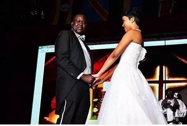 Daniel Ndambuki Wedding
