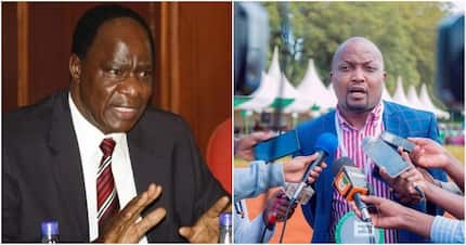 Gatundu South MP Moses Kuria mocks Dalmas Otieno over senatorial ambition
