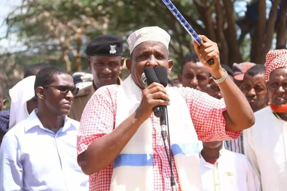 National assembly majority leader Aden Duale has severally declared his unwavering support for deputy president William Ruto. Photo: Aden Duale/Facebook