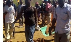 Son kills father and buries body in pit latrine
