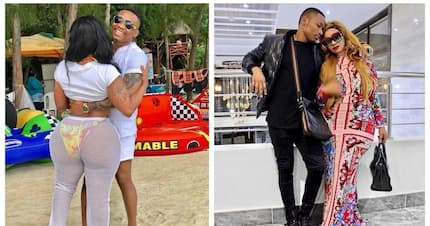 5 times socialite Vera Sidika has proved she is desperate to move on from Otile Brown