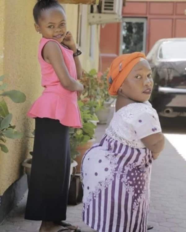 Tanzania's shortest actress to get married as second wife