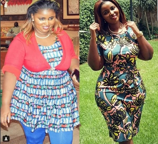 Anerlisa Muigai should be the 2016 Slimpossible winner