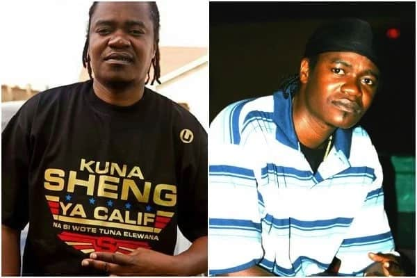 Jua Cali said even they were given time to grow and learn through their mistakes.