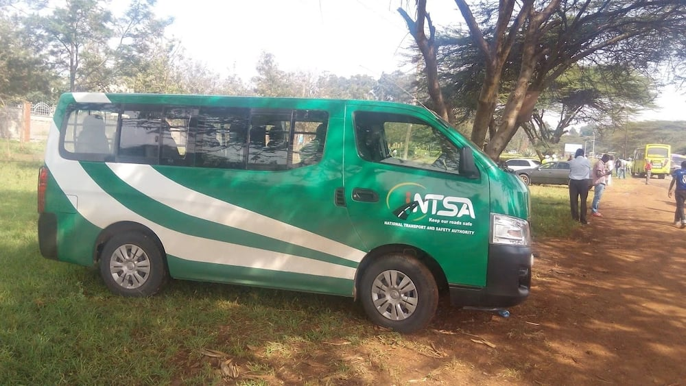 NTSA PSV Licence Application