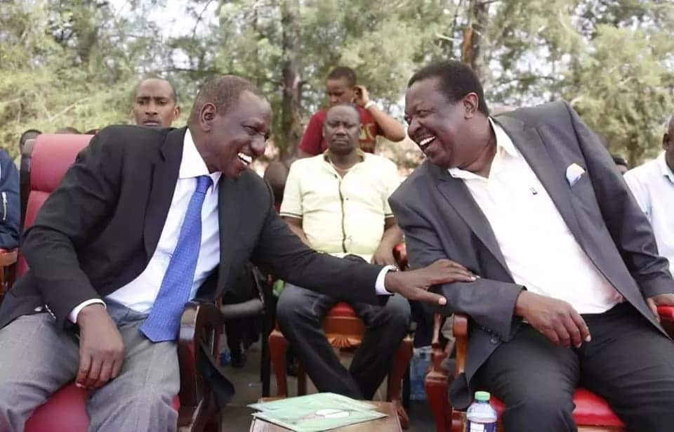 We shall not allow William Ruto to use government funds for premature 2022 campaigns - Oburu Odinga