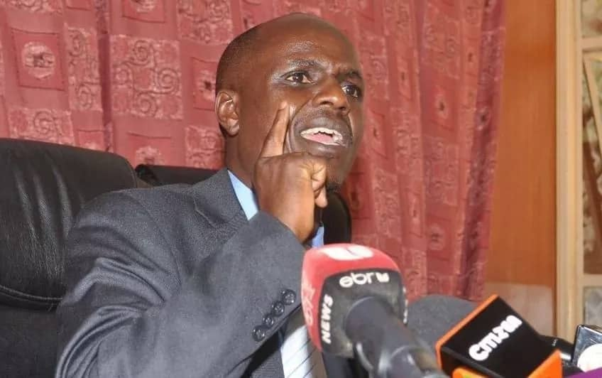 Former married presidential candidate accused of having an affair, his alleged lover speaks