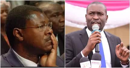 FORD Kenya leader Moses Wetang'ula fires back at ODM party in a bitter war of words