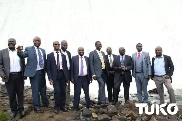 Tafuta mke huku uoe- Mandago aambia mkandarasi wa Kichina