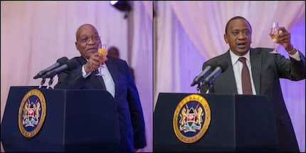 11 highest paid presidents in Africa, see UHURU'S position (photos)
