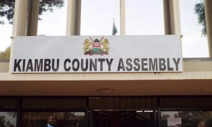 DCI petitioned to probe Kiambu County Assembly Speaker for gross misconduct