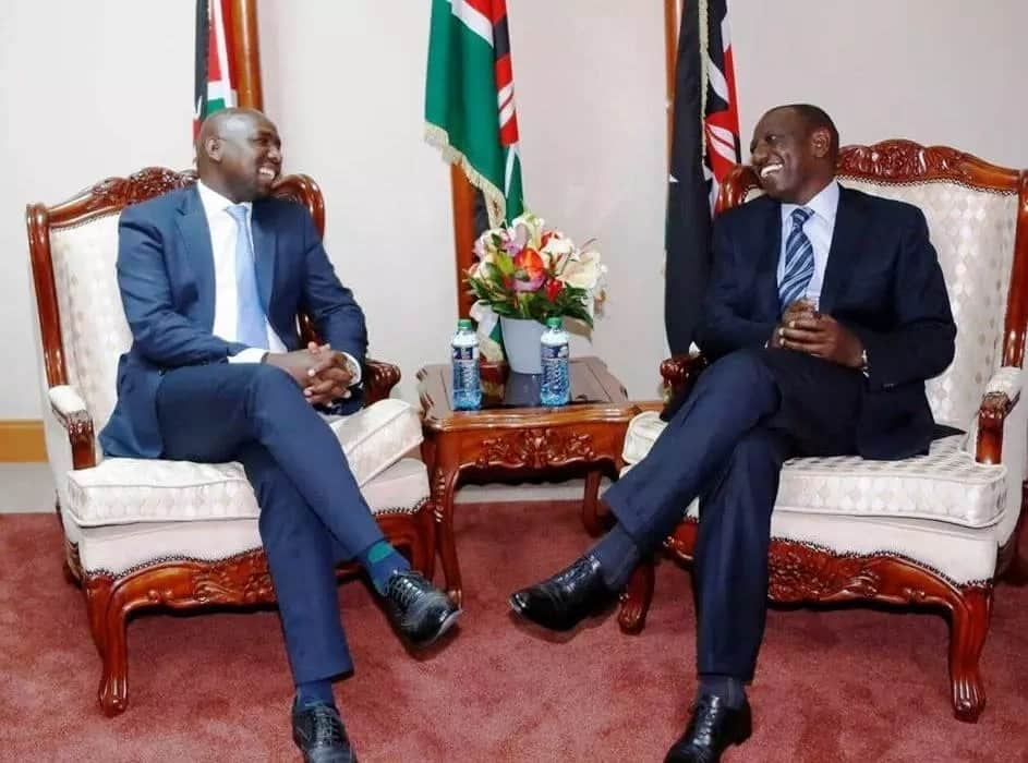 Ditch Duale and Murkomen if you want to be president - ODM MP tells Ruto