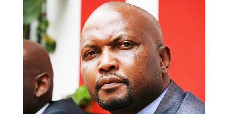 Kiambu itampa Ruto kura 1.6 M 2022 – Moses Kuria
