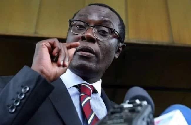 Raila Odinga is a coward, he will not be sworn in-Mutahi Ngunyi